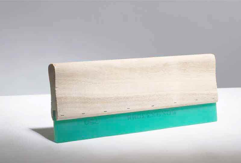 Wood Screen Printing Squeegee handle