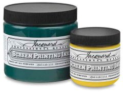 Screen printing ink performance requirements
