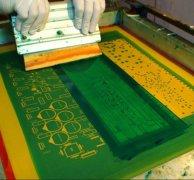 Polyester screen printing mesh fabric applications