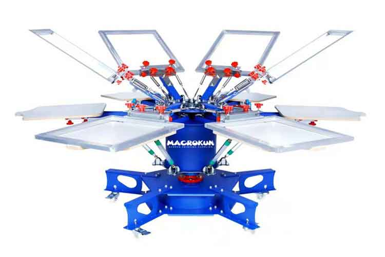 Wholesale screen printing supplies-Screen Printing Machine