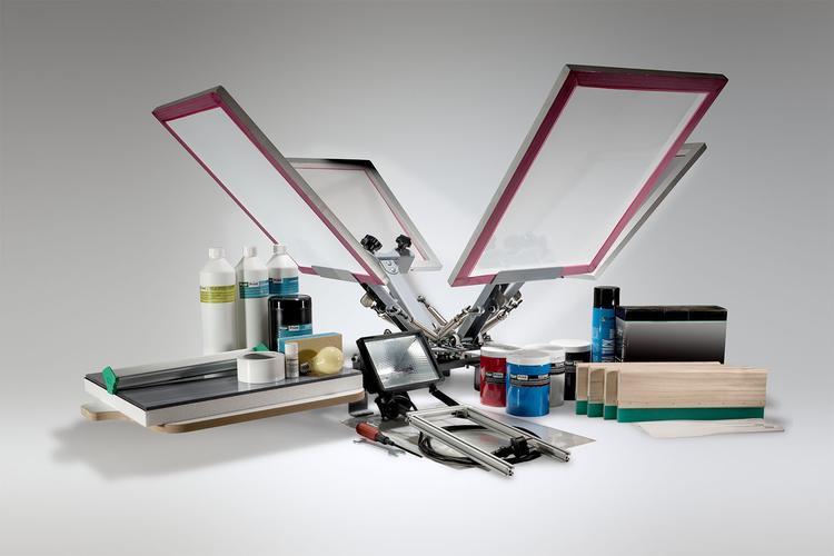 Screen Printing Materials