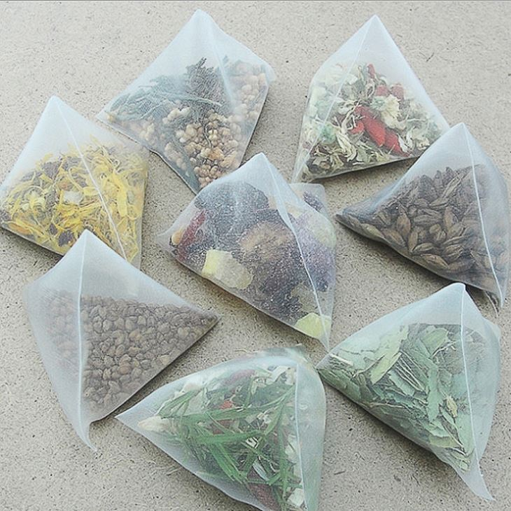 Image result for nylon tea bags