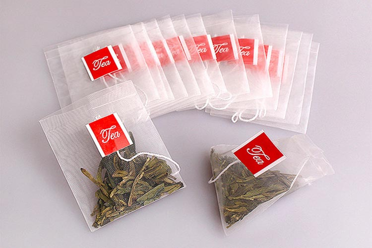 Nylon Empty Tea Bags
