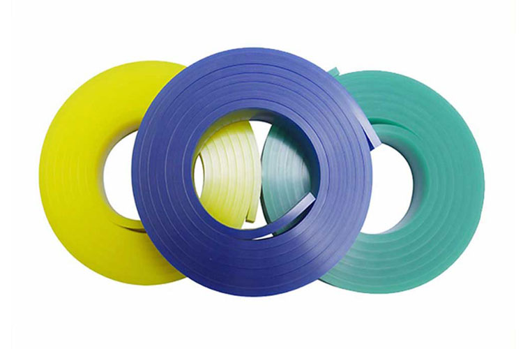 Squeegee Blade 12' Roll - Any Durometer (50)(60)(70)(80)(90)