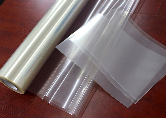 Inkjet clear film eco-solvent