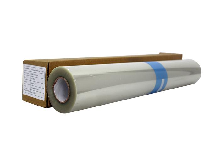 Inkjet clear film waterproof