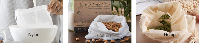 nut milk bag supplier