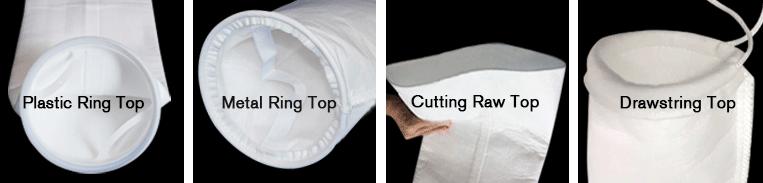 Rosin Filter Bag Hemming Type