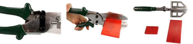Squeegee Rubber Scissors Descrption
