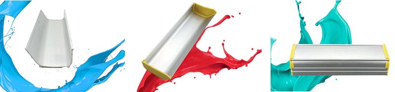 Scoop coater Descrption