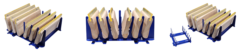 Table-type-6-layers-squeegee-rack