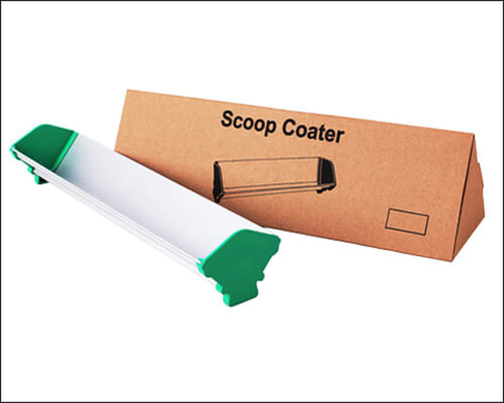 "8"" Scoop Coater"